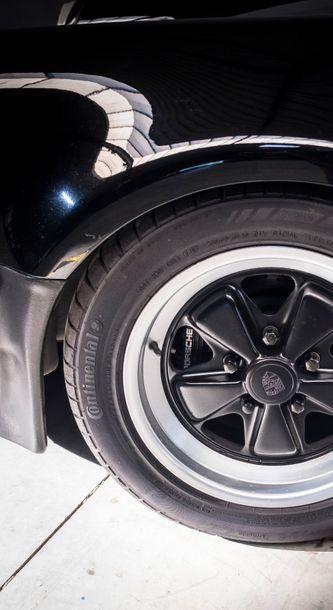 PORSCHE Porsche 911  Turbo 3,31 Coupé  1989  Titre de circulation belge  N° de châssis...