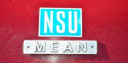 Mean Mean  Can-Am  1967  Titre de circulation belge  N° de châssis : 055  Né en 1938,...