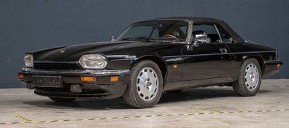 JAGUAR Jaguar XJ-S Cabriolet 4 litres  1995  Titre de circulation allemand  N° de...