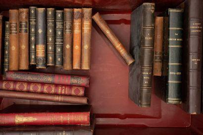 Fort lot de livres
