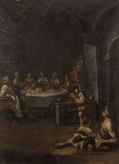 Ecole VENITIENNE du XVIIème siècle, suiveur...