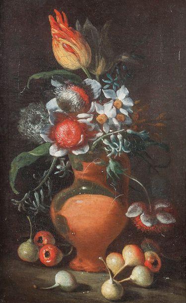 Lucas FORTE  (Naples entre 1600 et 1615 –...