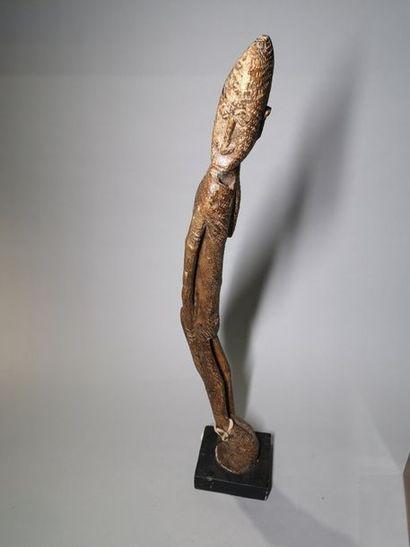 19139 Sculpture en bois Dogon. Haut. : 68...
