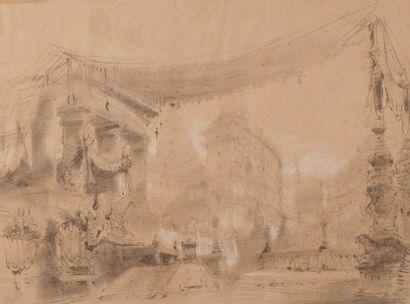 Charles Antoine CAMBON  (Paris 1802 – 1875)...