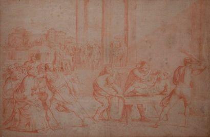 Ecole FRANCAISE du XVIIe siècle, d'après...
