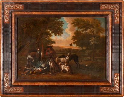 Attribué à Adrian de GRYEF (1667 – 1715)...