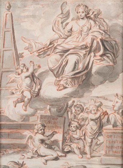 Nicolas Pierre LOIR  (Paris 1624 – 1679)...