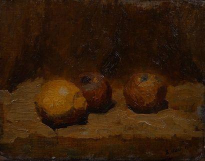 jean Gabriel Goulinat (1883-1972), Pommes...