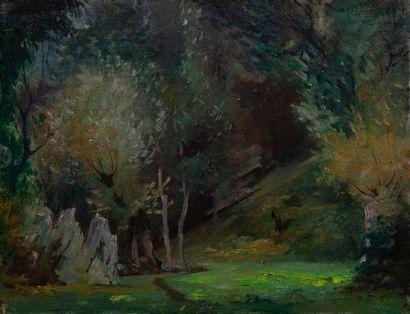jean Gabriel Goulinat (1883-1972), sous...