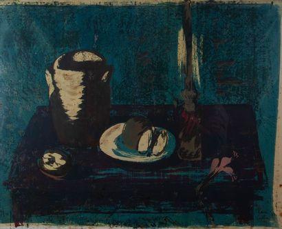 Philippe CARA COSTEA ( 1925-2006), Table...