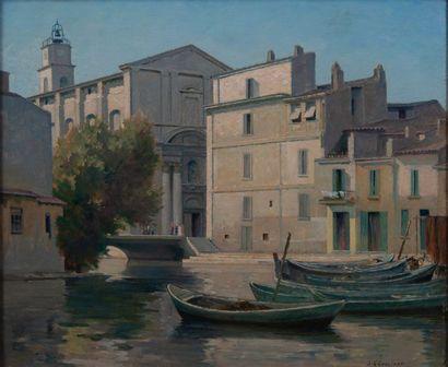 jean Gabriel Goulinat (1883-1972), Italie,...