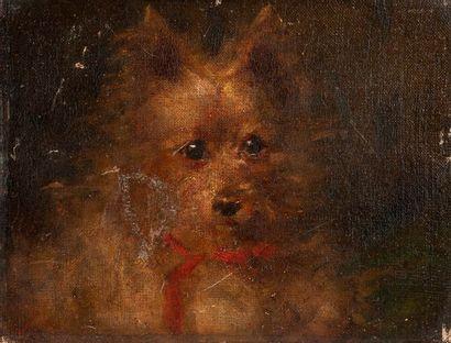 Johann Matthias Ranftl (1804-1854)  Portrait...