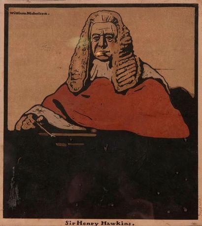 William Nicholson  Sir Hawkins (le juge)...