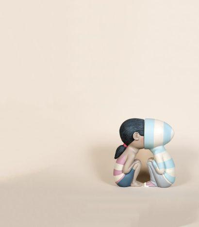 SETH (Français, né en 1972) SETH (Français, né en 1972)  After School, 2017  Sculpture...