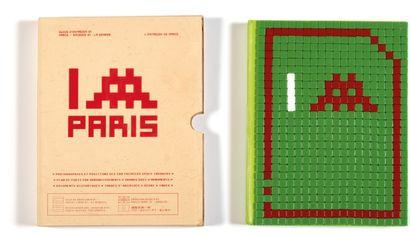 INVADER (Français, né en 1969) INVADER (French, born in 1969)  Invasion of Paris...