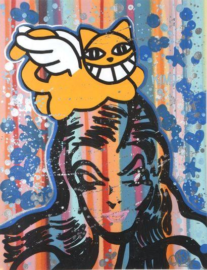 M. CHAT (Français - Suisse, né en 1972) & QUIK (Américain, né en 1958)