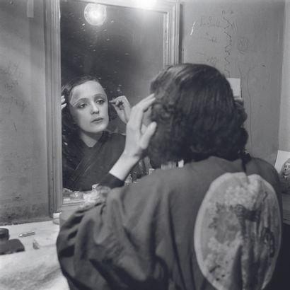 AFP AFP  Edith Piaf, en septembre 1946.  Photographie sur papier baryté argento-numérique,...
