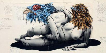 VINZ FEEL FREE (Espagnol, né en 1979)