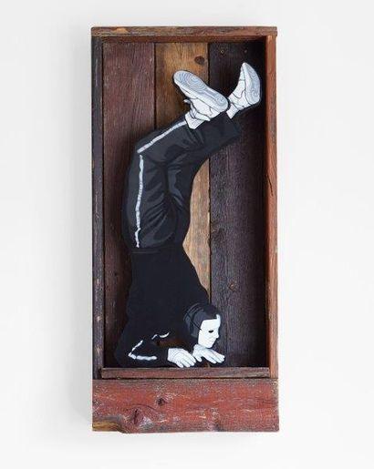 JOE IURATO (Américain)  Silent dance (Penn...