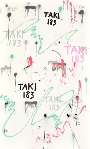 TAKI 183 (Américain, né en 1953)