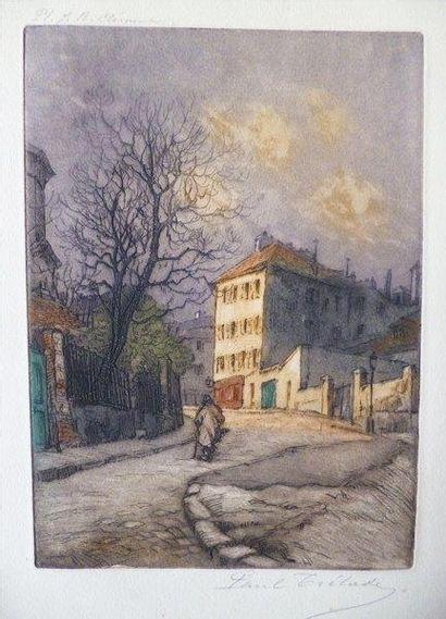 GEN-PAUL (1895-1975)