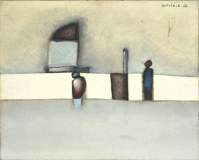 WITOLD-K (né en 1932)*
