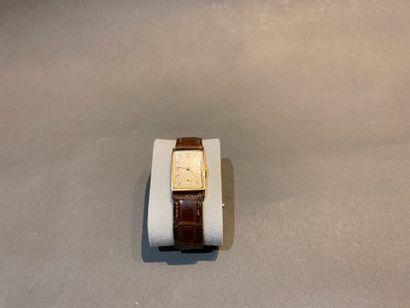 Bracelet montre d'homme Rix en or 750 °/°°,...