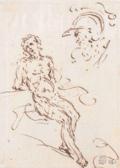 Salvator ROSA (attribué à) (Naples, 1615 - Rome, 1673)