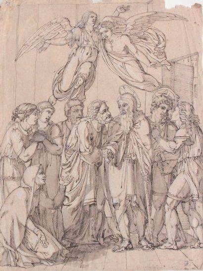 Giovanni Battista COLOMBA ou COLOMBO (attribué à) (Arogno, 1638 - Varsovie, 1693)