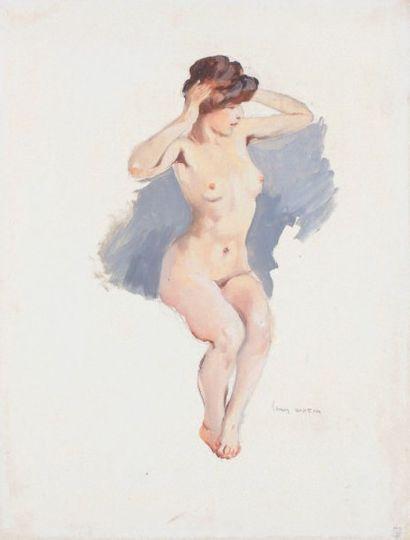 Louis MORIN (Paris, 1855 - Migennes, 1938)