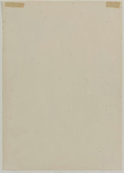Pablo PICASSO (1881-1973) Portrait d'homme Dessin signé et daté en haut à gauche...
