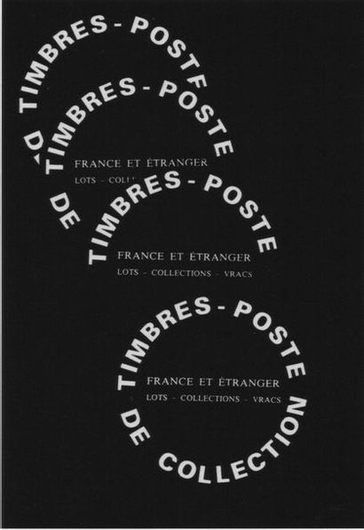 3 Dossiers France période 1944/1960 fragments...