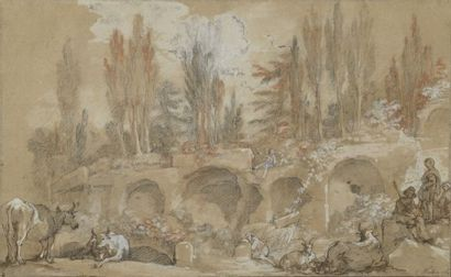 Charles Joseph NATOIRE (Nîmes, 1700-Castel...