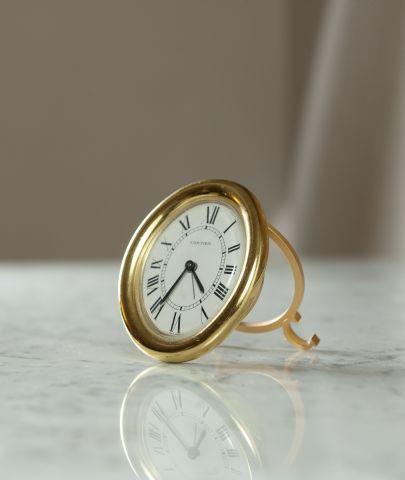 Cartier. Pendulette