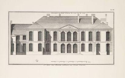 Jean MARIETTE. L'Architecture Française....