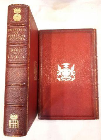 John Stuart MILL. Principles of Political...