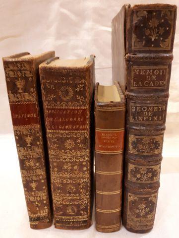 POINSOT. Elemens de statique. 1830. Plein...