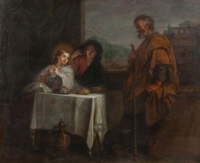 Ecole FRANCAISE vers 1700, atelier de Charles...