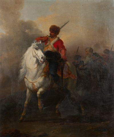 Attribué à Francesco CASANOVA (1727 – 1802)...