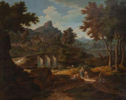 Etienne ALLEGRAIN (Paris 1644 – 1736) Le...