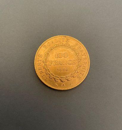 TROISIEME REPUBLIQUE  Monnaie de 100 Francs...
