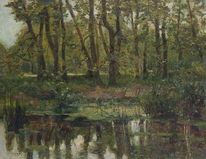 Nicolaï ELLERT (1845-1901 Moscou)
