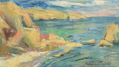 Georges de POGEDAÏEFF (Pogedaïevka 1894-1977 Paris)