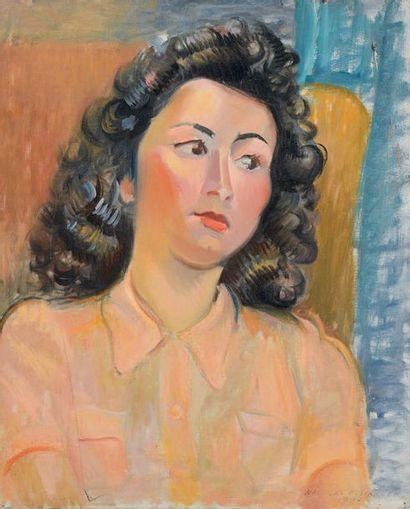Nicolas POLIAKOFF (Moscou 1899-1976 Paris)