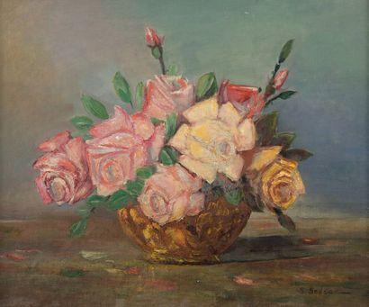 Serge SEDRAC (Tbilissi 1878-1974 Paris)