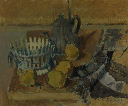 Constantin BELAYEFF (École RUSSE, XXe siècle)