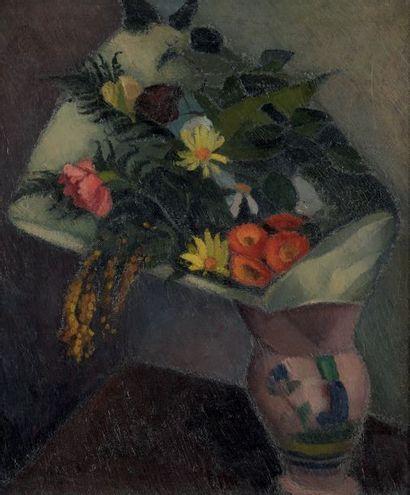 Lydia MANDEL (Orenbourg 1900-1978 Nice)