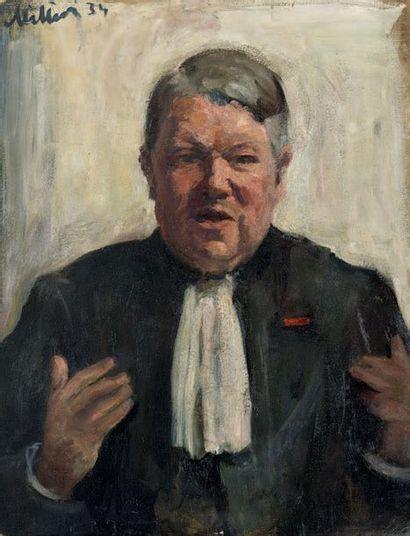 Nicolaï Dimitrievitch MILIOTTI (Moscou 1874-1962 Paris)