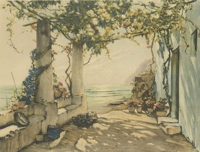 Constantin WESTCHILOFF (St.-Pétersbourg 1877-1937 États Unis)