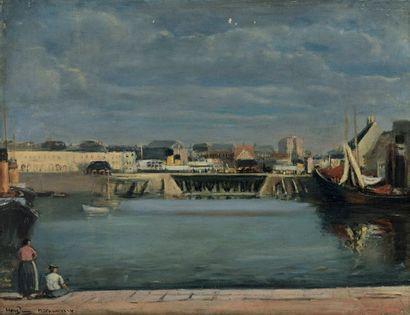Henryk/Henri HAYDEN (Varsovie 1883-1970 Paris)